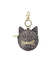 GLITTER CAT COIN PURSE