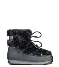 MOONBOOT MONACO LOW FUR